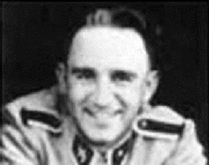 Josef Schwammberger head shot