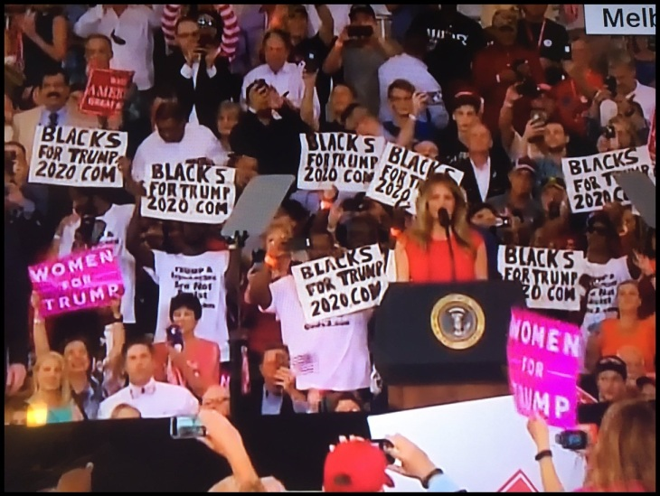 Blacks for Trump