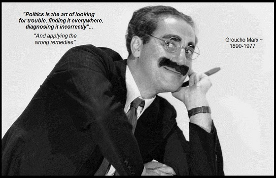 Groucho ~ TROUBLE 560