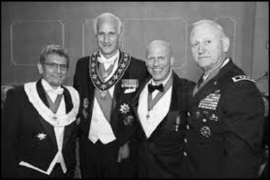 Knights of Malta BW
