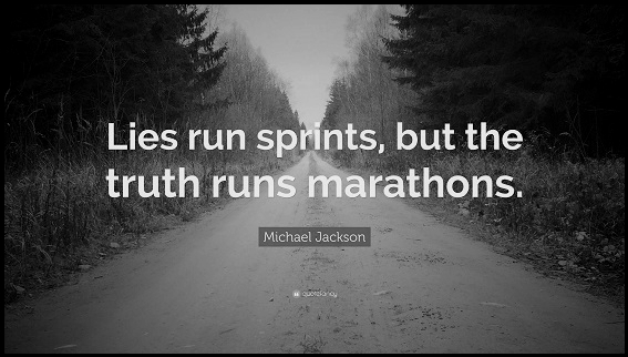 Truth runs marathons MJ BW 560