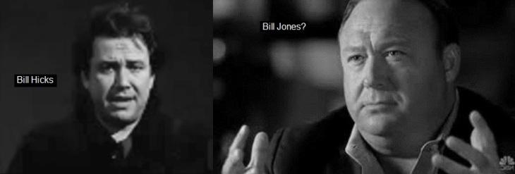 Bill Hicks-Jones