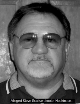 Hodgkinson alledged Scalise shooter CROP BW