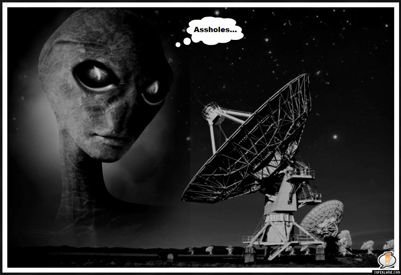 Seti says don't bother no more…