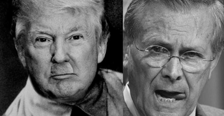 trump-grumpy-and-father-rumsfeld 800