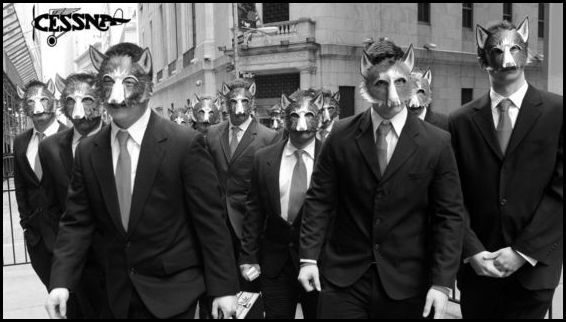 Wolves of Wall St masks 560