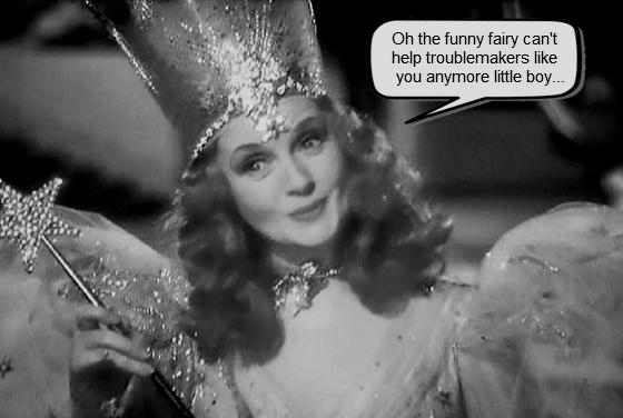 Funny Fairy BW 560
