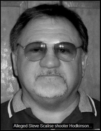 Hodgkinson alledged Scalise shooter BW head