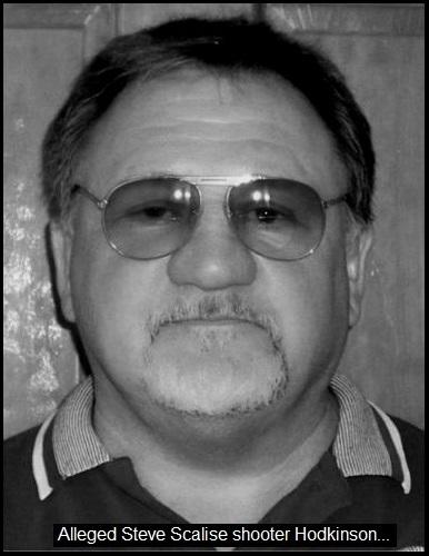 Hodgkinson alledged Scalise shooter BW head