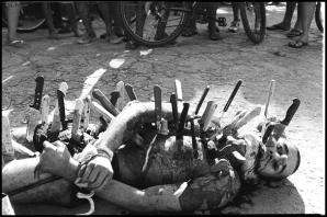 MS 13 ritual execution