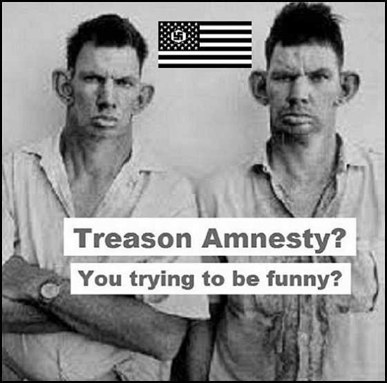 A2 Inbred Hillbilly fascist treason Amnesty 560