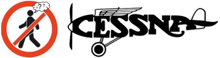 Ban Cessna LARGE