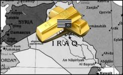 Iraqi gold American Nazi