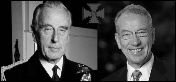 MOUNTBATTEN GRASSLEY Knight of Malta 600