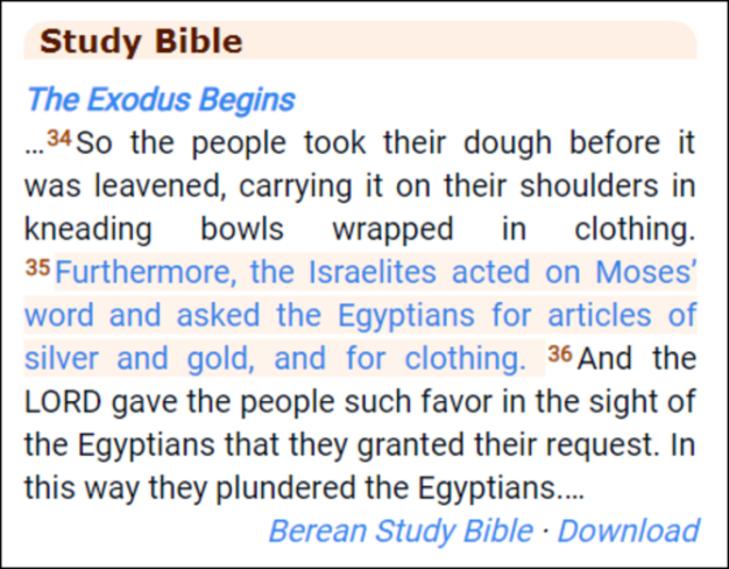 EXODUS SCRIPT 770