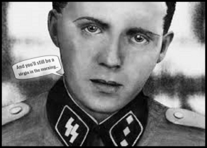 Mengele virgin in the morining 600