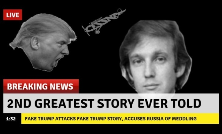 breaking-news FAKEST TRump Greatest story