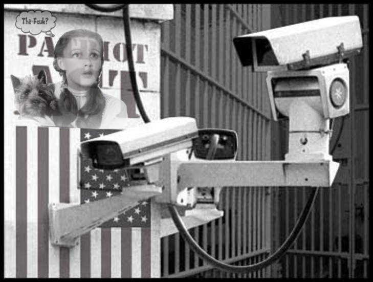 Dorothy Patriot Act THA-FCUK LARGE