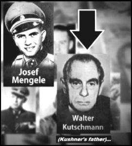 Odessa Kushner Mengele Kutschmann BW