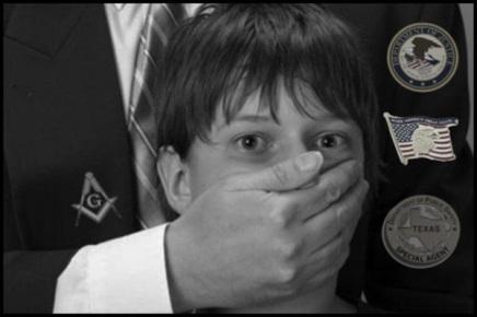 PEDO child rights suppressing truth 600