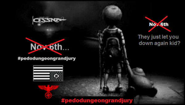 PEDO DUNGEON Grand Jury 600