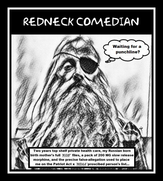 Redneck Comedian what I'd wanted PUNCHLINE 560