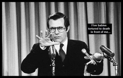 Rumsfeld Young FIVE BABIES 600