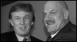 TRUMP'S TWIN BROTHER And Ventura 755