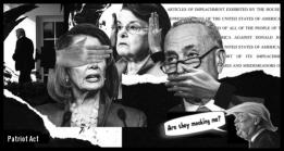 Trump Democrat Patriot Act 600