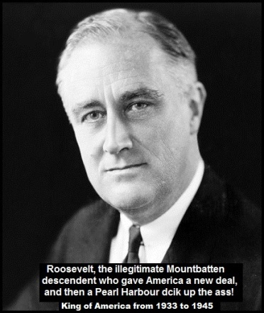 franklin-roosevelt PEARL HARBOUR Small King of America