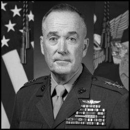 General Joseph Dunford BW