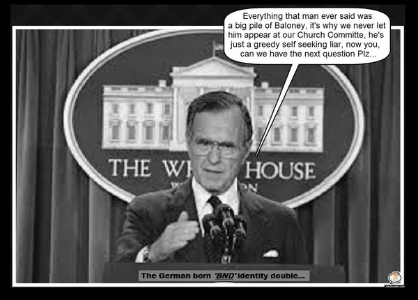 bush 41 bnd ~ next question please ~ broader border 600