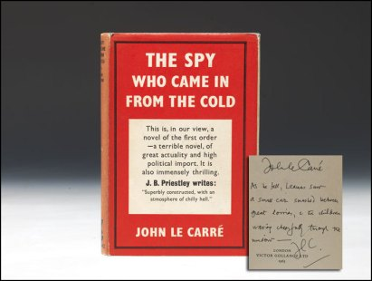 the spy who came n from the cold