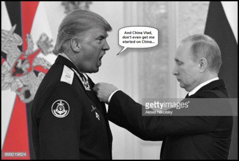 trump-russian-rear-admiral-and-vlad putin corrected
