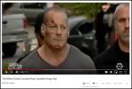 Claude's cousin the cocaine man, looks tough