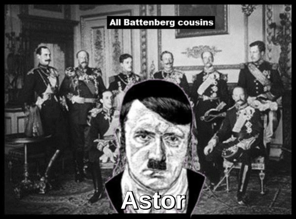 Hitler Battenberg 600