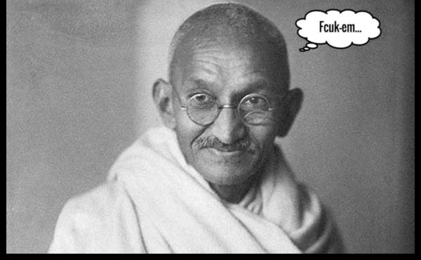 M Gandhi fcuk-em 600 crop-top