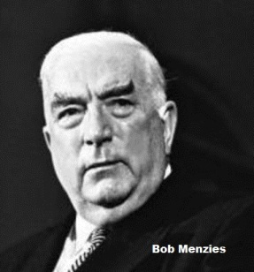 Menzies head