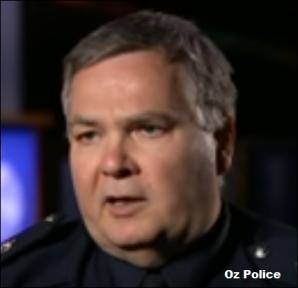 Tony DeRidder Superintendent Schwammberger Police Oz Police