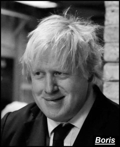 Johnson Boris BORIS