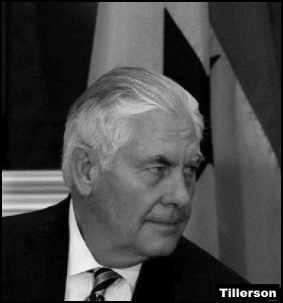 Tillerson head
