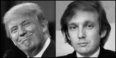 Trump and fake 600