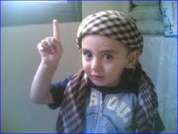 Islam child larger
