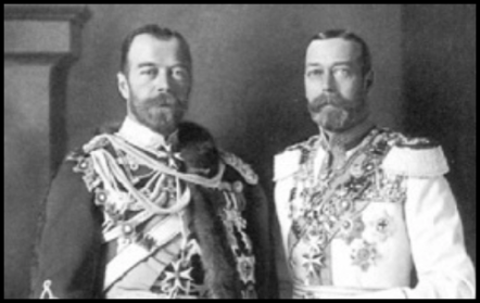Kaiser King and Czar small