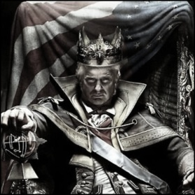 Mad King Trump lower color