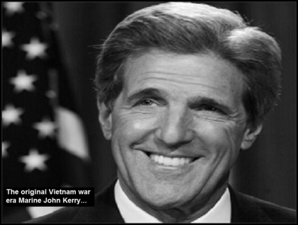 The original Marine John Kerry LARGE