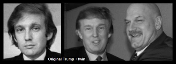 Two Trumps (With twin) + original Ventura 600
