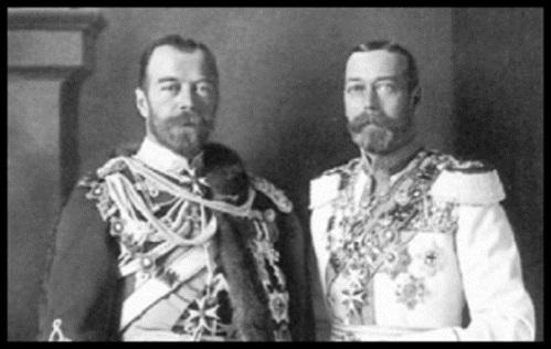 Kaiser and Czar 560