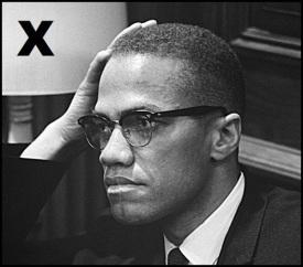 Malcolm X X Head