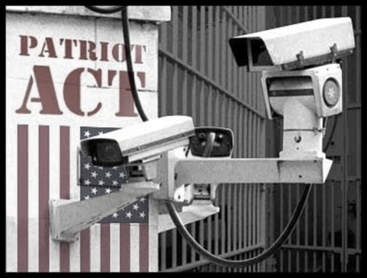 Patriot Act Camera LARGE